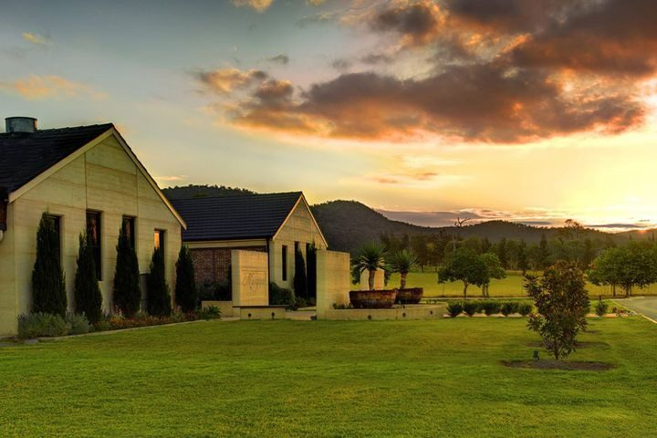 HERE ARE SEVEN REASONS TO HEAD TO THE HUNTER VALLEY THIS WEEKEND