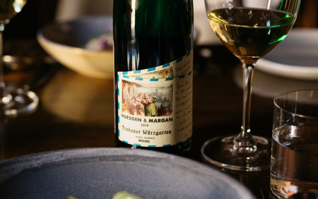 Zing! 94 Points for Huesgen and Margan 2019 Riesling