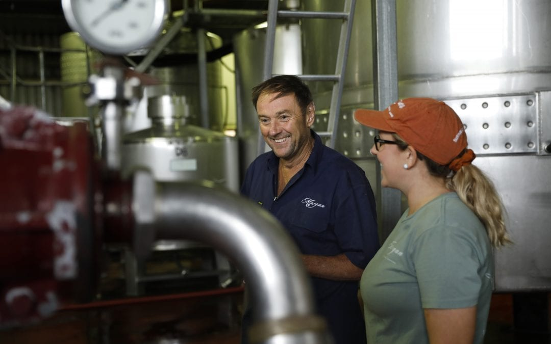 HUNTER BUSINESS REVIEW: Hunter Valley Legends & Wine Industry Awards